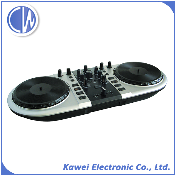 Comfortable feeling dj controller midi for bar and club