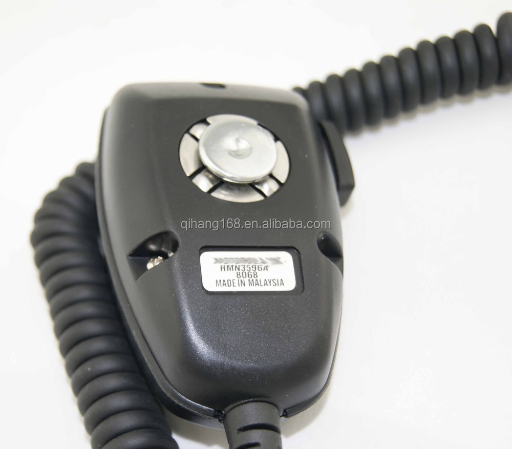 Mobile Radio Dtmf Ptt Microphone Gm 398 Gm3688 Gm338 View A Wiring