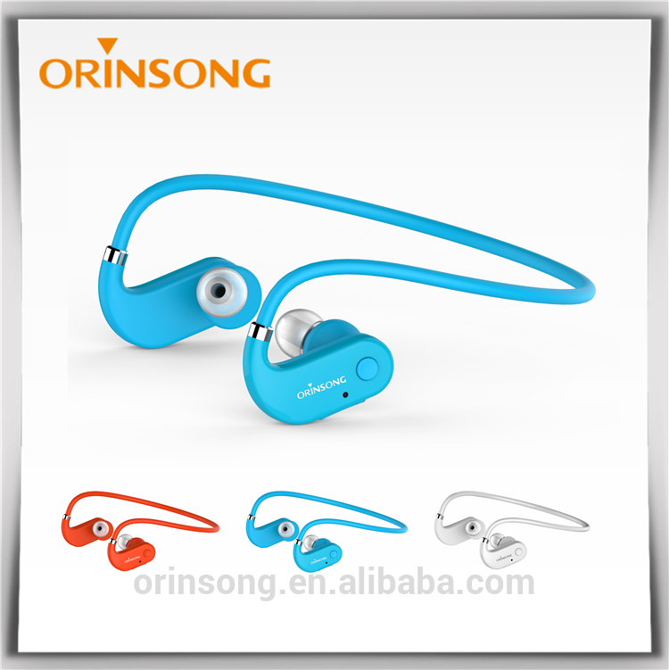 Hotsale Sports Stereo Wireless Bluetooth 4.1 Headset Earphone neckband headphone, bluetooth headset