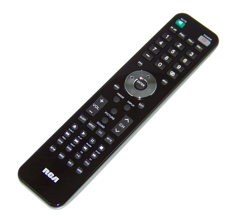 OEM RCA Remote Control: 46LA55R120Q, LED55B55R120Q, LED55C55R120Q, LED42C45RQ, LED42C45RQD