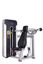 Commercial Gym Equipment Weight Stack Machine Shoulder Press