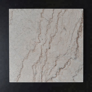 guangxi white marble brown and grey texture and vein