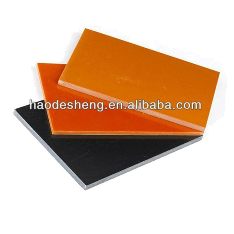 Good machining 3021 electrical insulation bakelite sheet designs