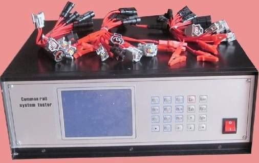 JD-CRS-3 diesel fuel pump test bench injector tester
