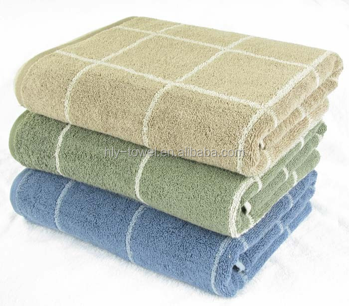 Top Quality Cotton Hotel Bath Towel For Five Star Hotel Use