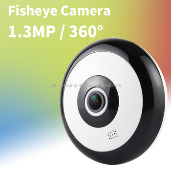 Vitevision Fisheye Wide Angle Lens AHD panoramic 360 view Fisheye CCTV Camera
