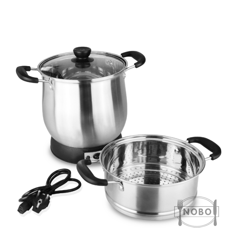 Hottest High Efficiency Thai Style Couscous Steamer Pot Steam Sticky Rice Cooker
