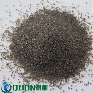 Conscience brown fused alumina 1-0.3-1.5-3.8-5mm for refractory