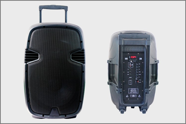 Wholesale 100w Single 12inch Active Speaker Subwoofer Sound System ...