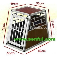 Dog Aluminum Cage for Car Transport