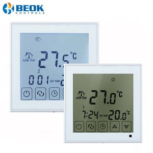 2017 Hot Sale Beok TDS23-EP 16A Load Electronic Heating temperature control room thermostat