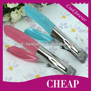 Acrylic french nail cutter