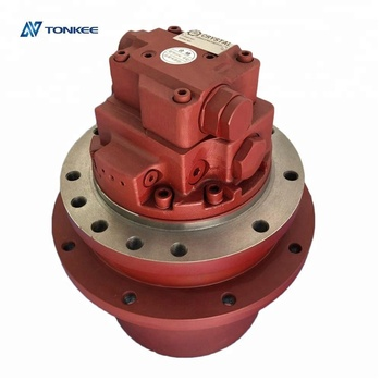 TM06H excavator spare parts hydraulic travel motor TM06K Construction Machinery Parts complete final drive assy