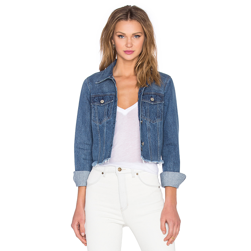 Fashion office lady/ladies jackets online non brand light weight jackets