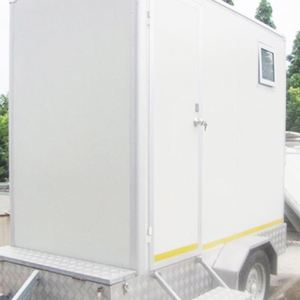Used High Quality Portable Toilets For Sale