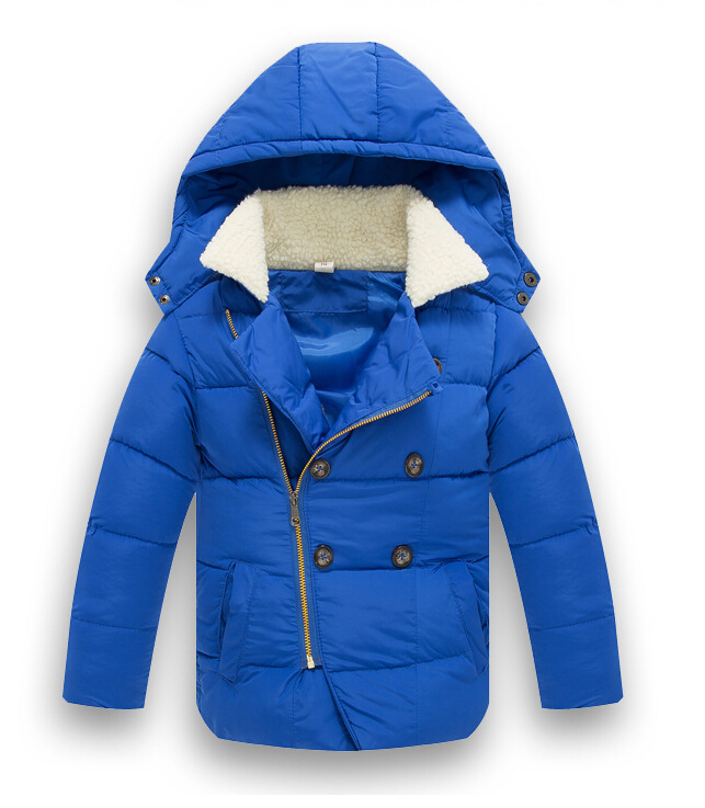 622f5a59e Get Quotations · Newest Baby Boys Winter Coats 2015 Children Warm Thickening  Jackets Boys Down Cotton Outdoor Parkas Kids