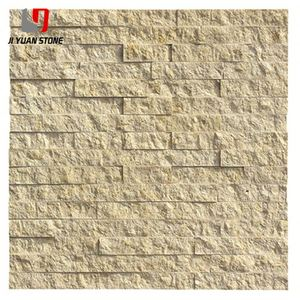 Lower Cost Natural Stone Exterior Wall Cladding Panel Slate Walls For Decoration