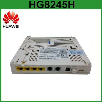 Huawei HG8245H FTTH GPON ONT Modem with Wifi, View HG8245H, Huawei Product  Details from Combasst Industry Development (Shanghai) Co , Ltd  on