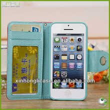 Leather case for iphone 5s, fast delivery new cute iphone 5s case
