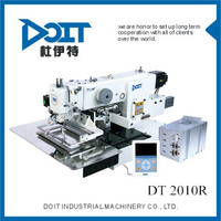 DT2010R 2016 NEW TYPE programmed direct drive pattern hemming quilting sewing machine