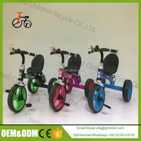 Eurpean quality standard baby walker tricycle metal frame / best children tricycle kid tricycle