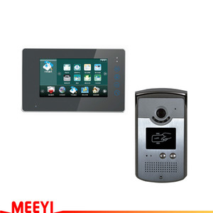 MEEYI E8 digital video door phone system video intercom