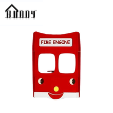 Brandweer Auto Stapelbed.Promotioneel Brandweerwagen Bed Koop Brandweerwagen Bed