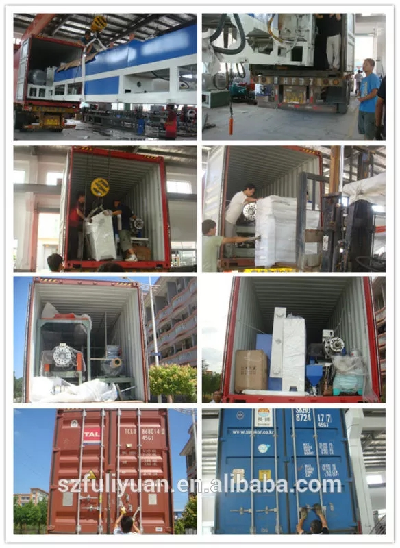 EPE Plastic Recycling Machine/PE Foam Recycling Machine