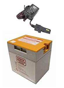 Power Wheels Jeep Hurricane Replacement 12 Volt Rechargeable Battery & Charger
