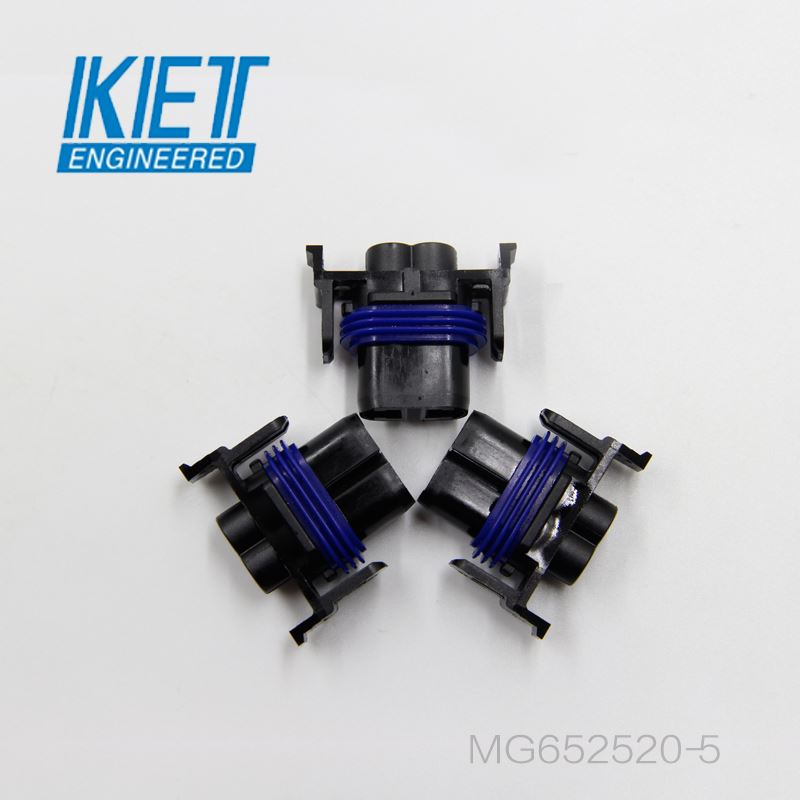 South Korea KET connector supplier MG652520-5 plastic car parts factory connector timely delivery