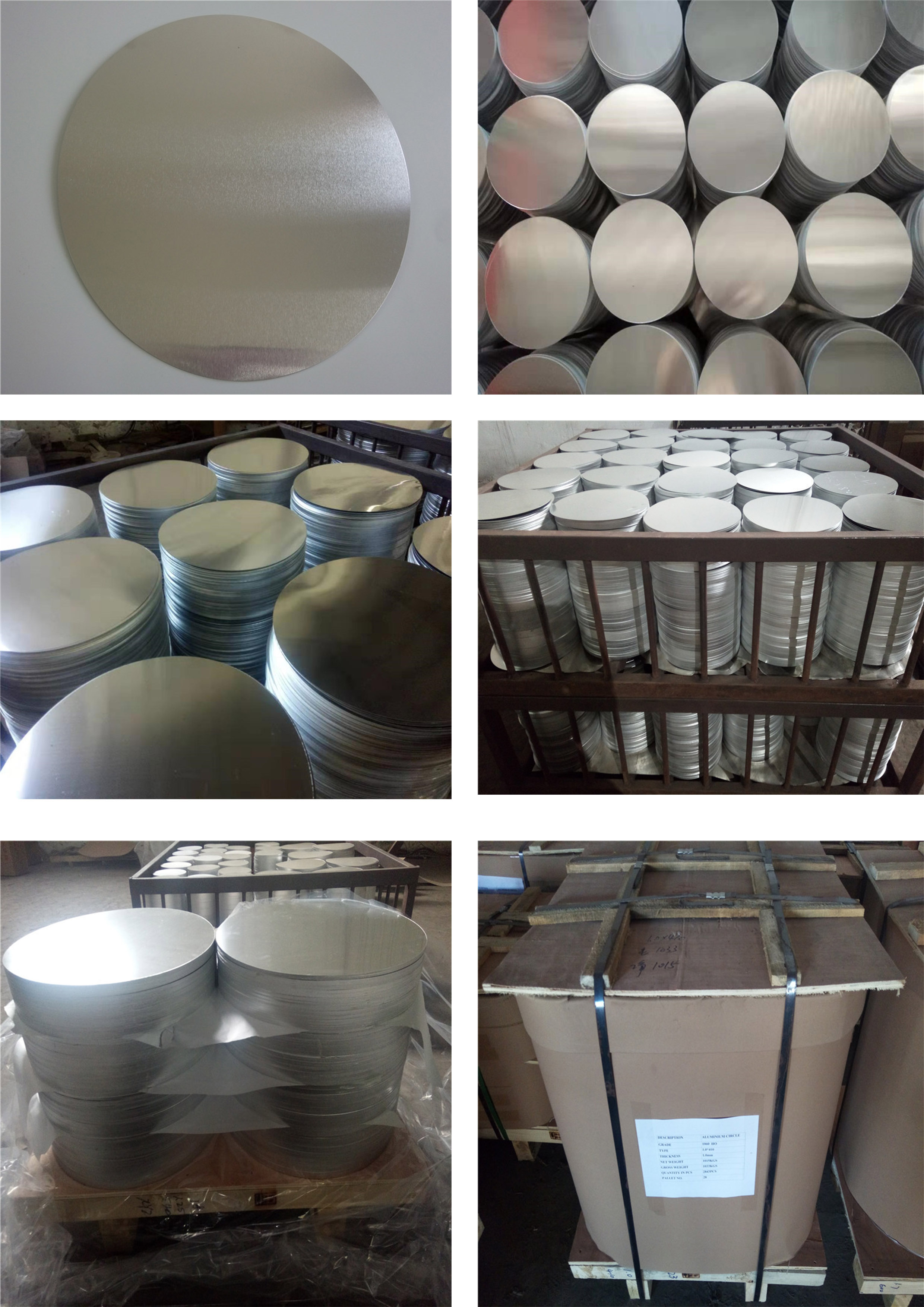 Spinning aluminium Disc circle for making aluminium utensils / for pizza pan