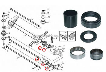 Rear Wheel Bearing Kit Ks559.06 Peugeot 106 Auto Parts Bearing - Buy ...