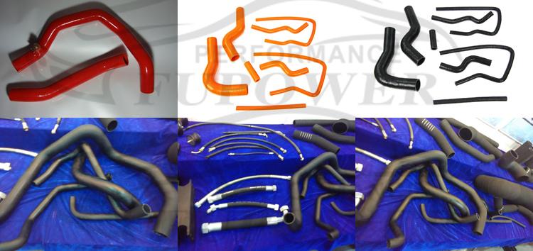 Aftermarket (none Genuine) Hose For Bmw E53 X5 3 0d Egr Intercooler  Silicone Boost Turbo Hose Black - Buy Intercooler To Egr Valve Hose,Egr  Turbo