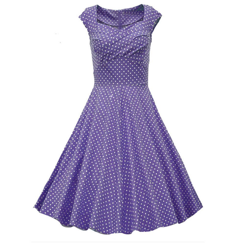 e14d447de5cb Cute Purple Summer Dresses - Barrier Surveillance