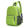Travel waterproof folding backpack multi-functional breathable foldable bag