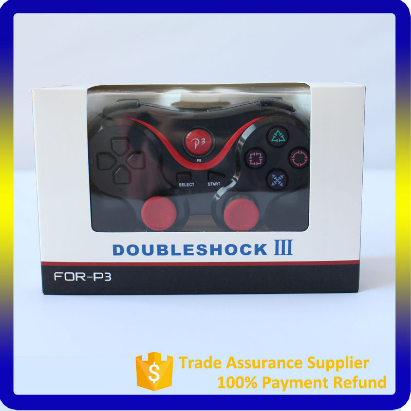 Wireless controller For PS3 Gamepad For Playstation 3 Joystick with Bluetooth Technology