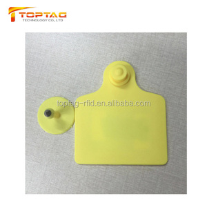 ISO11784/5 Animal Tracking Tag, Electronic Cattle Ear Tag for Animal Identification & Tracking