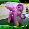 Popular Pink Inflatable Horse, Princess Horse Inflatable Sex Toy