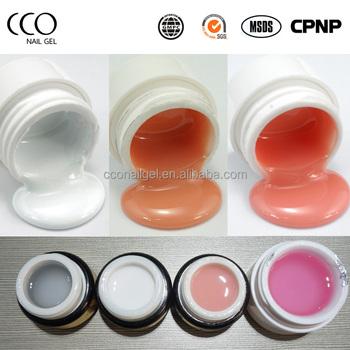Cco Amazing Uv Builder Gel Clear Nail Polish Bulk