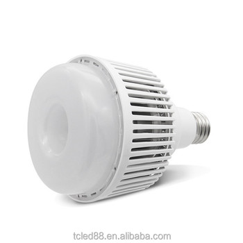 LED bulb E40 with diffuser 50W 80W 100W lighting