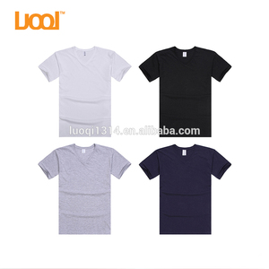 Custom printing t shirt new design cheap plain t-shirt clothing  manufacturers in china