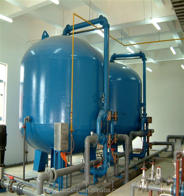 Automatic Activated Carbon Filter Vessel
