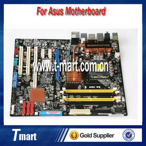 100% Working Desktop Motherboard For Asus P5K WS P35 fully test