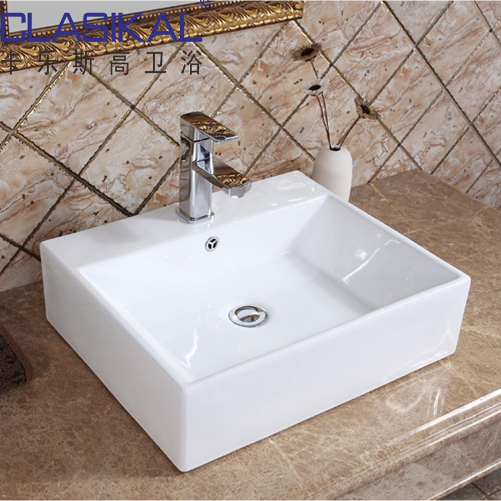 Lavabo Manos.260 Cuarto De Bano De Forma Cuadrada De Lavado De Manos De Ceramica Lavabo Buy Lavabo De Ceramica Lavabo De Lavado De Ceramica Durable Moderno