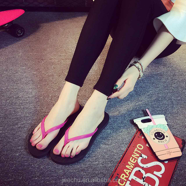 Candy-colored sandals new women beach <strong>slipper</strong>
