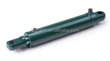 C1045 Steel End Cap Hydraulic Cylinder - Buy Hydraulic  Cylinder,Double-acting Hydraulic Cylinder,Multistage Hydrauic Cylinder  Product on Alibaba com