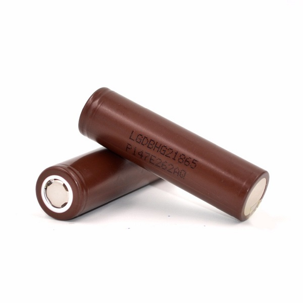 No memory effect 20a lg hg2 3000mah 18650 battery for power tools