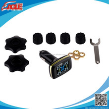 Fashion design LED display external tire pressure monitoring system / tpms