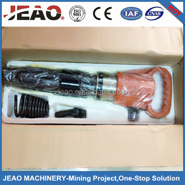 G16 Portable Mini Pneumatic Jack Hammer For Breaking