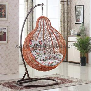 Patio Resin Bali Furniture Balcony Outdoor Cocoon Wicker Swingasan Metal Bamboo Used Wooden Cheap Rattan Egg Hanging Chair